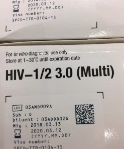 Test HIV SD 1/2 3.0
