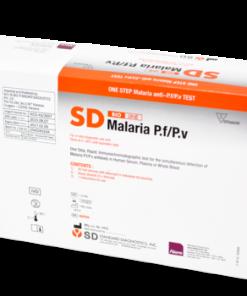 Test nhanh Malaria Pf Pv SD