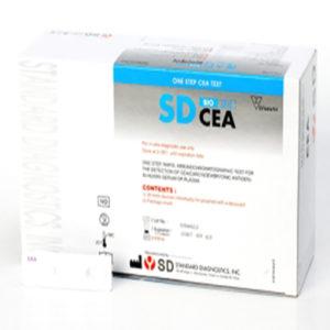 Test nhanh ung thư dai trang CEA