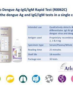 Test Dengue Duo IGG IGM AG