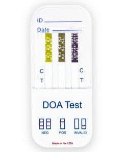 Test nhanh Cỏ Mỹ bằng nước tiểu