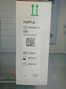 Papp A Roche