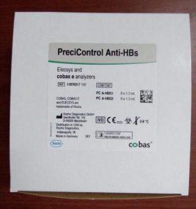 PreciControl Anti-HBs Roche