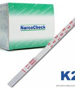 Test thử Cỏ Mỹ - nước tiểu - Narcocheck