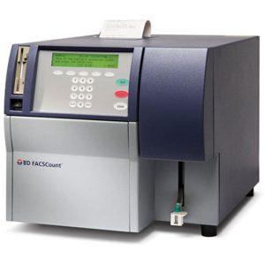 máy đếm tế bào CD4 BD FACSCount