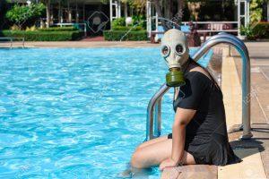 khả năng nhiễm Covid tại bể bơi