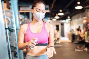 triệu chứng khả năng nhiễm Covid qua hoạt động thể thao