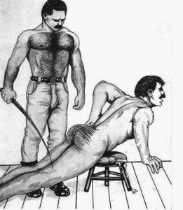 khổ dâm quan hệ tình dục đồng tính nam